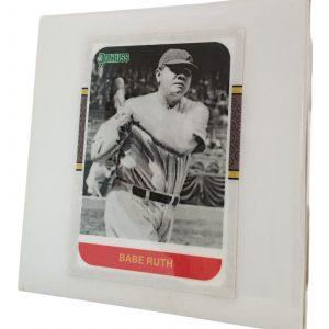 New York Yankees: Babe Ruth Coaster