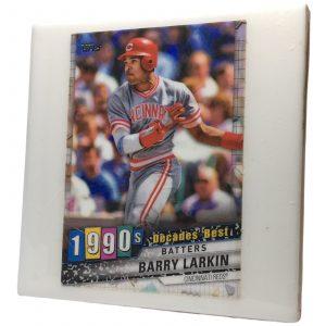 Barry Larkin Coaster