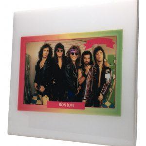 Bon Jovi Coaster
