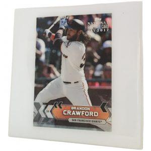 Brandon Crawford Coaster