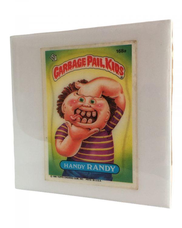 Garbage Pail Kids Coaster