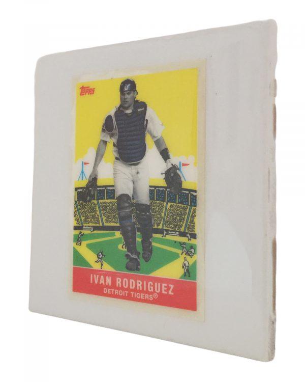 Ivan Rodriquez Coaster