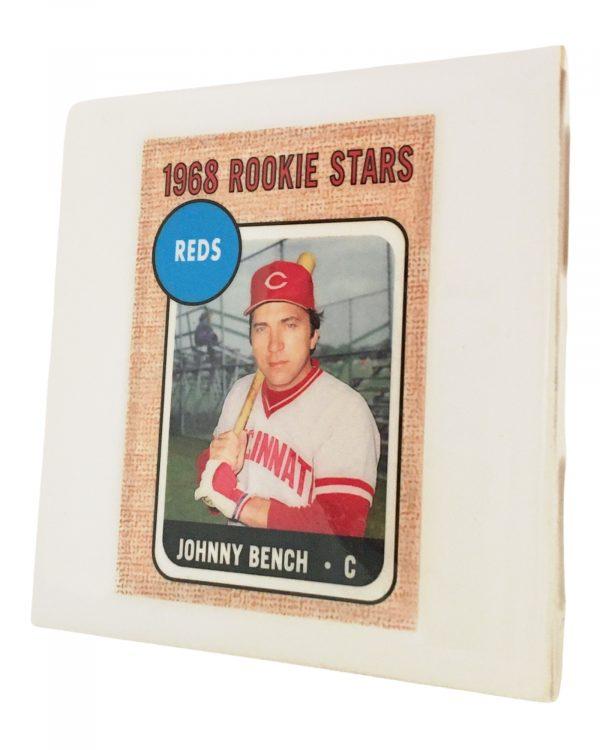 Johnny Bench Coaster