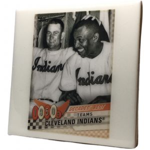 Larry Dobe and Al Rosen Coaster