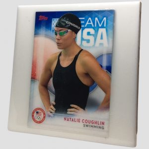 Natalie Coughlin Olympic Swimming Coaster