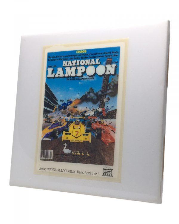 National Lampoon Coaster