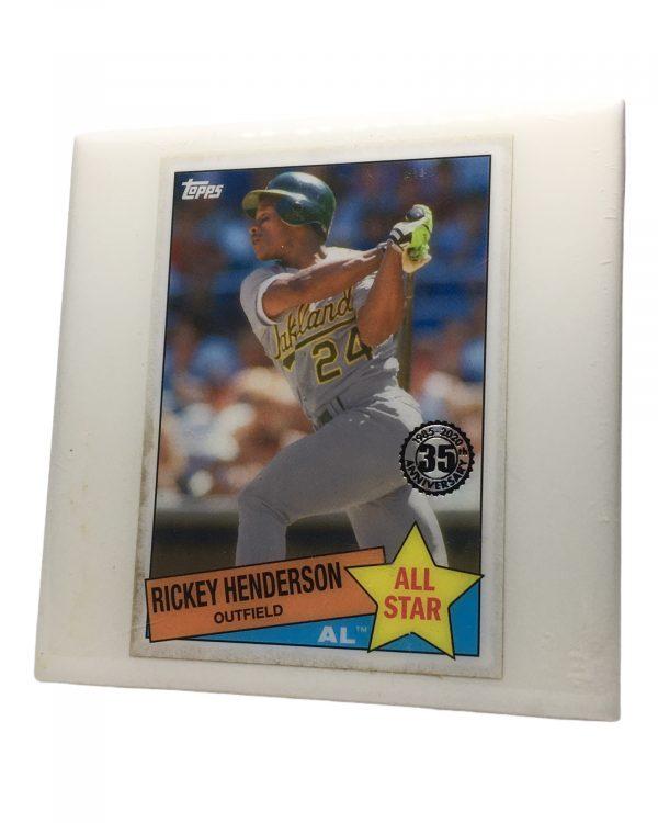 Ricky Henderson Coaster