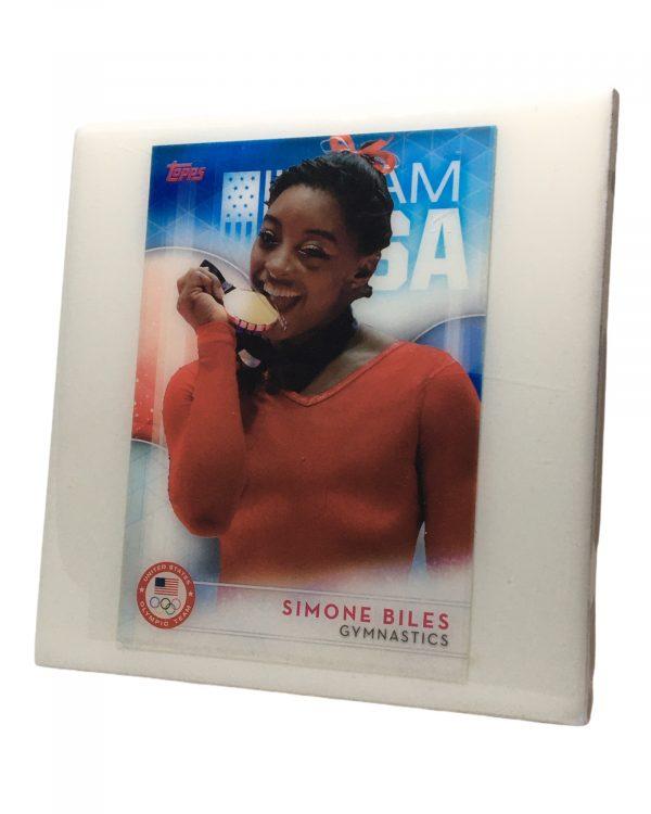 Simone Biles Coaster