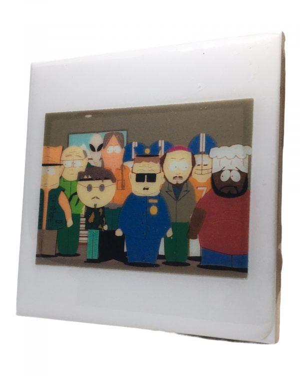 South Park Coaster