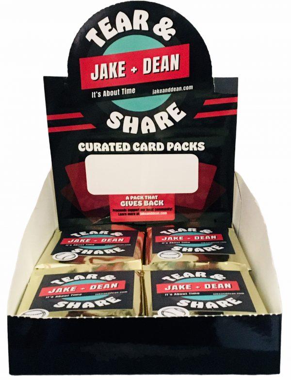 Tear and Share Box