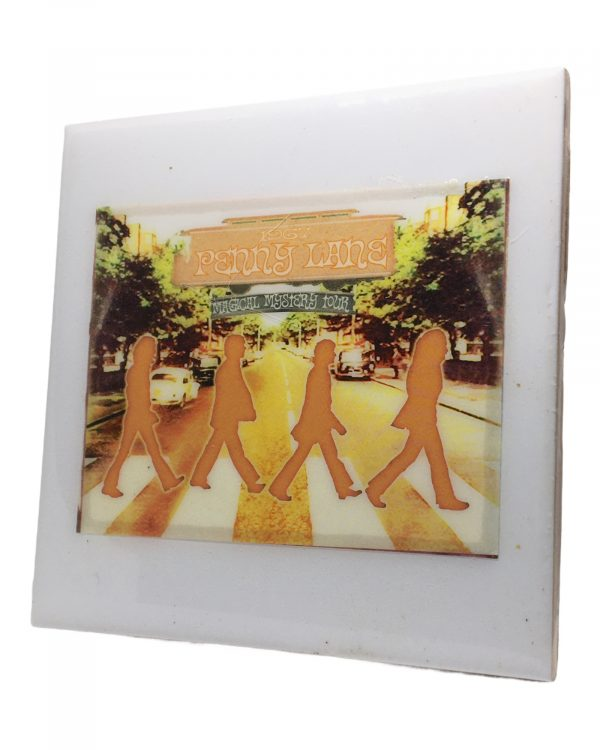 The Beatles Penny Lane Coaster