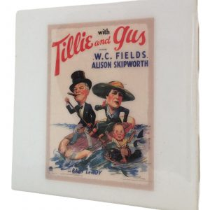 W.C. Fields Tillie and Gus Coaster