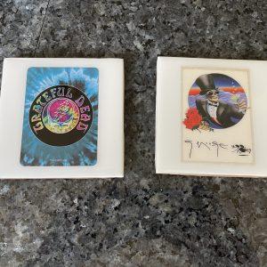 Grateful Dead Example Coasters