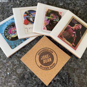 Grateful Dead Coaster Pack